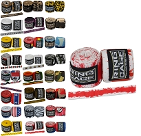 Handwraps Mexican Style Stretchable- PATTERNED 180