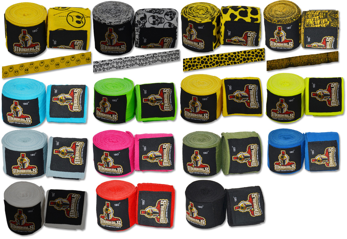 Brand Handwraps Mexican-Stretch- 107