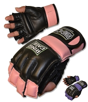 Womens MMA Fitness Bag Gloves