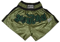 Muay Thai Shorts - Marine Green