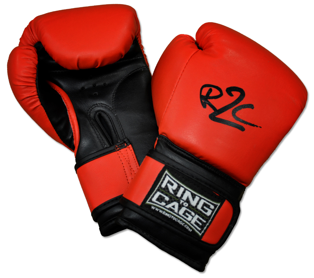 Kids Boxing Gloves Red Pink Purple