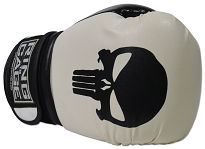 Gym Training Gloves - Skull