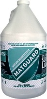 Matguard ¨ Liquid for Sports Equipment & Surface cleaner - 128oz