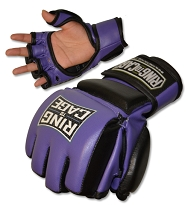 Maximum Safety Sparring Gloves -  Purple