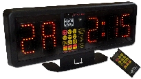Elite Fight & Gym Digital Timer with Remote