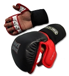 MMA Deluxe MiM-Foam Pro Sparring Gloves