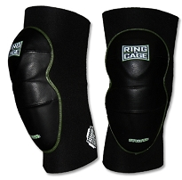 Deluxe MiM-Foam Knee Pads - Leather