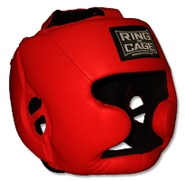 Kids Sparring Headgear-chin & cheek