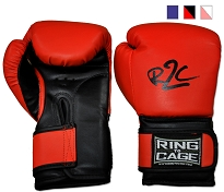 Kids Boxing Gloves - Red, Pink, Purple