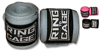 Handwraps Mexican Style Strechable-Grey (kid size) 120