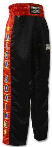 Kickboxing Pant with KICKBOXING lettering