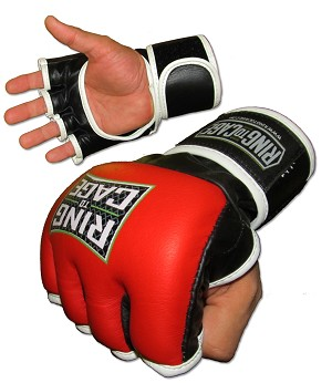 MMA Traditional Fight Gloves
