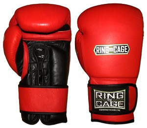 Deluxe MiM-Foam Sparring Gloves - Single Strap
