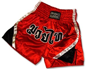 Muay Thai Shorts - Red
