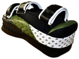 Ultima MiM-Foam Cushioned Leather Curved Thai Pad