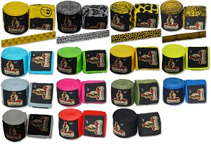 "Handwraps Mexican-Stretch- 107"", 120"", 180"" Solid & Patterned color"